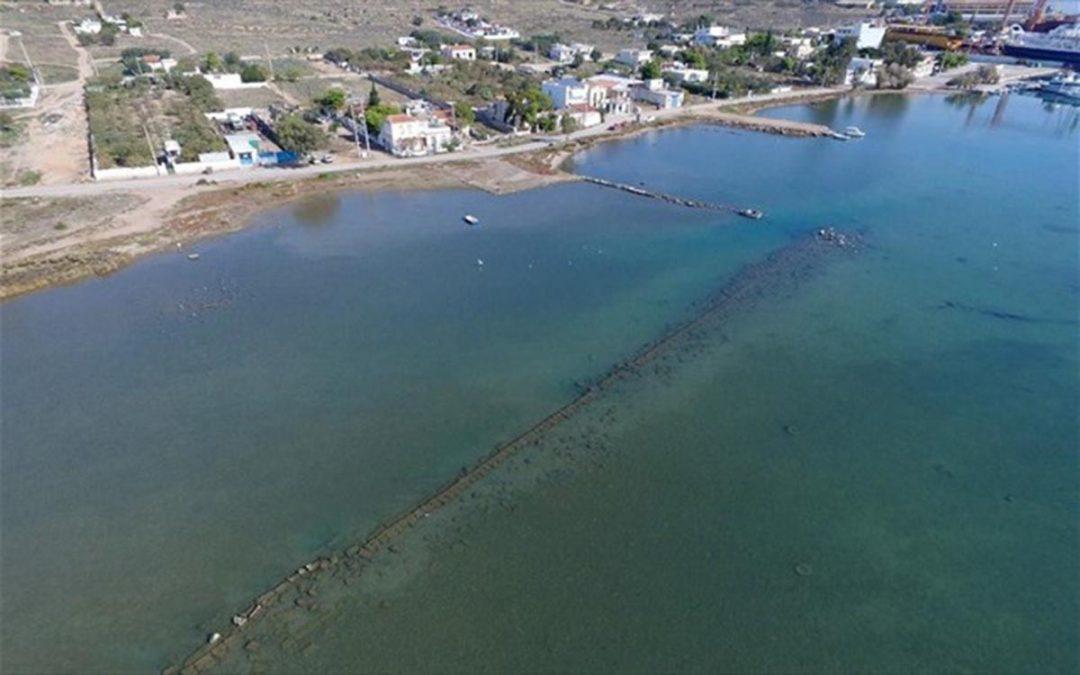 Ανάδειξη και προβολή του αρχαίου λιμανιού της Σαλαμίνας