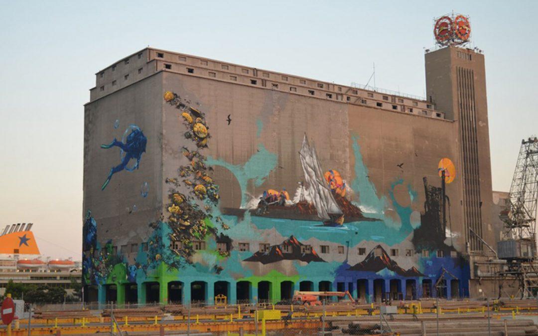 Δημιουργία Μουσείου Εναλίων Αρχαιοτήτων στο κτήριο SILO στον Πειραιά