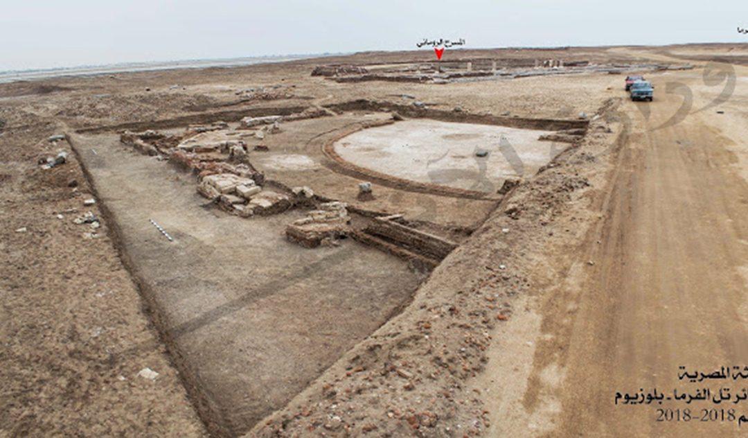 Οικοδόμημα της Ελληνορρωμαϊκής εποχής ανακαλύφθηκε στο Βόρειο Σινά