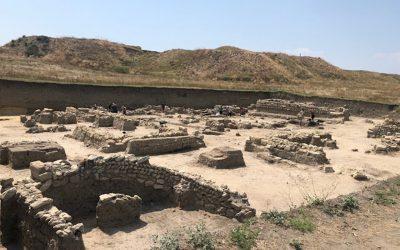 Σημαντικές αρχαιολογικές ανακαλύψεις στη Φαναγόρεια