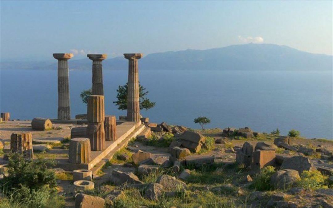 Η αρχαία ελληνική πόλη Ασσός στην περιοχή της Τρωάδος αποκαλύπτει τα μυστικά της
