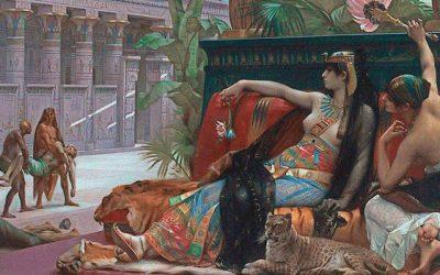 Αναδημιουργήθηκε το αρχαίο άρωμα της Κλεοπάτρας;