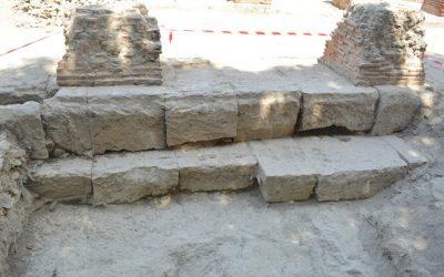 Αρχαιολογικές έρευνες στην Ακρόπολη της αρχαίας Κύμης στην Ιταλία