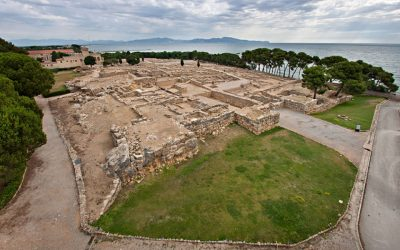 Ολοκληρώθηκαν οι ανασκαφές στην αρχαία ελληνική πόλη Εμπόριον της Καταλονίας