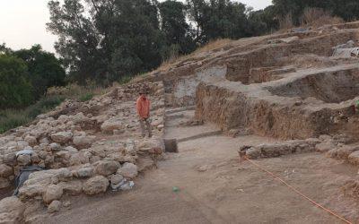 Κολοσσιαίες αρχαίες κατασκευές που βρέθηκαν στη Γκαθ ίσως εξηγούν την προέλευση της ιστορίας του Γολιάθ