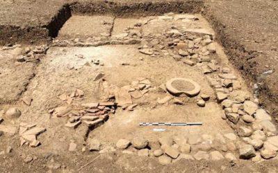 Ανασκαφές φέρνουν στο φως ίχνη σεισμού στην αρχαία ελληνική πόλη Ιμέρα της Σικελίας