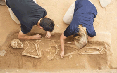 Το αρχαίο DNA φωτίζει την προέλευση των Βιβλικών Φιλισταίων