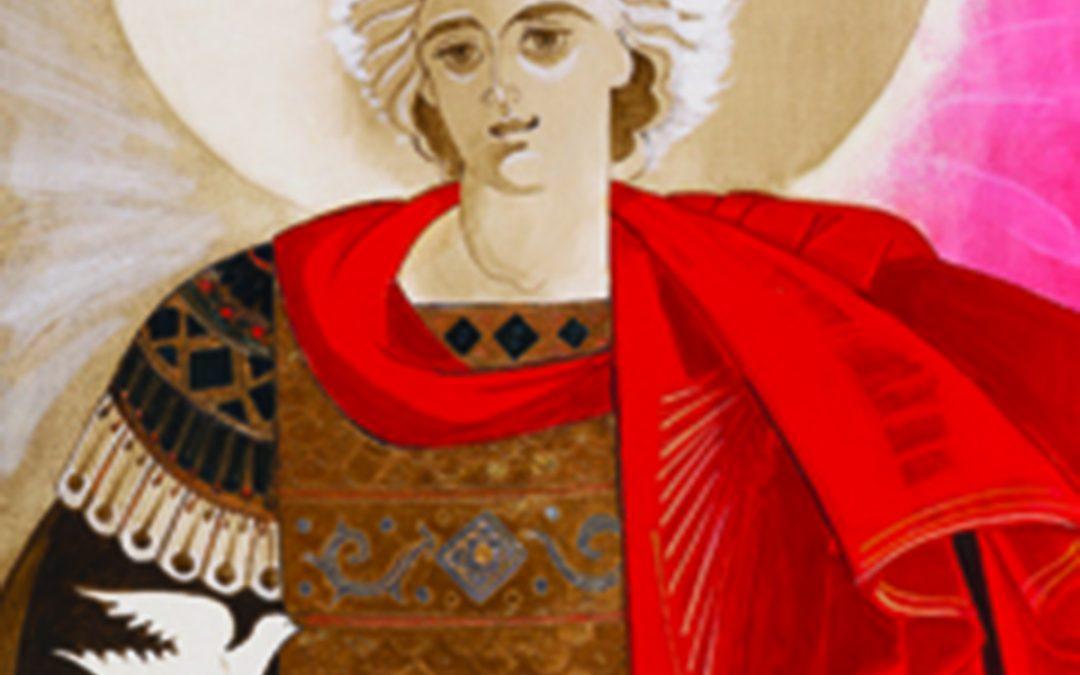 Ζωή Σκιαδαρέση: Άγγελοι και Τοπία