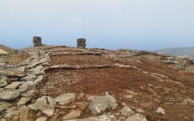 Εγκατάσταση των ιστορικών χρόνων στο Πυργάρι Ευβοίας