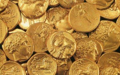 Οι χρυσές κοπές του Μεγάλου Αλεξάνδρου: ταχεία παραγωγή, άμεση αποθησαύριση