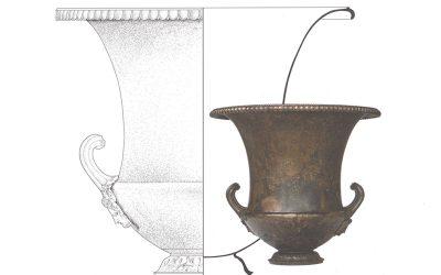 Βεργίνα . Η νεκρόπολη των Αιγών Οι τάφοι Heuzey – O τάφος του περιστεριού