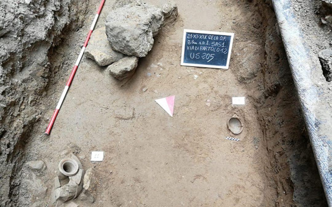 Αρχαία ελληνική νεκρόπολη ανακαλύφθηκε στη Γέλα της Σικελίας