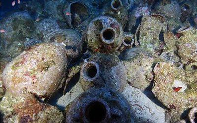 Ανακάλυψη ρωμαϊκού ναυαγίου της εποχής του Χριστού στην Κεφαλονιά