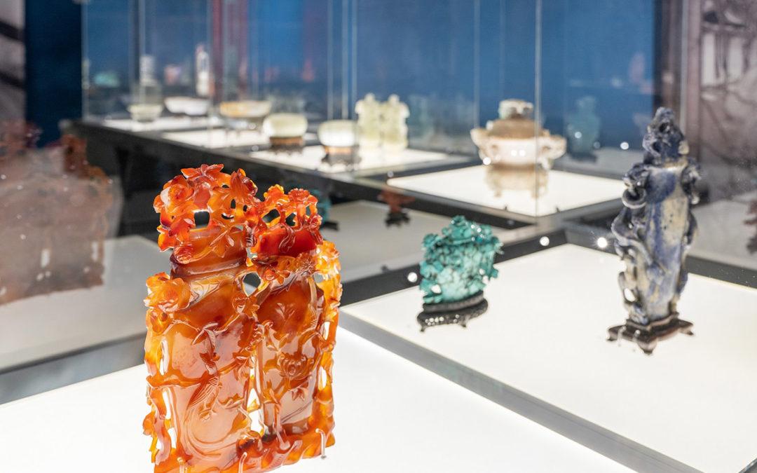 Έργα Κινεζικής Τέχνης από την Συλλογή Ι. & Δ. Πασσά