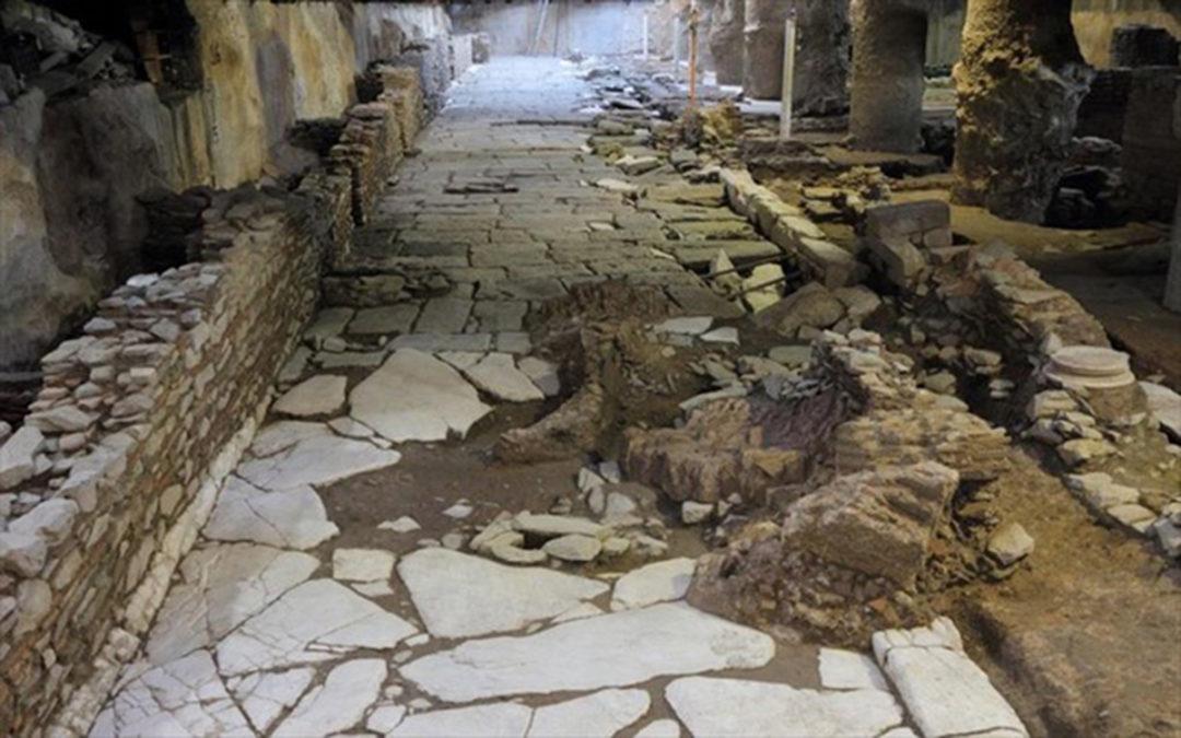 Τμήμα Πολιτικών Μηχανικών ΑΠΘ: Απολύτως εφικτή η κατασκευή του σταθμού Βενιζέλου με παραμονή των αρχαίων