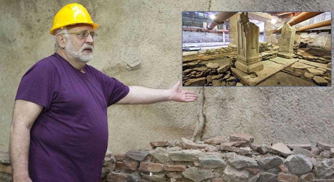 Πάολο Οντορίκο: Θα κάνετε LEGO τη βυζαντινή Πομπηία που ανακαλύψατε;