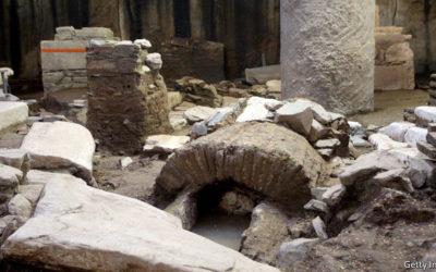 Τι βρίσκεται από κάτω; Η ανακάλυψη ενός αρχαίου συγκροτήματος στη Θεσσαλονίκη ανάβει παλιές συζητήσεις