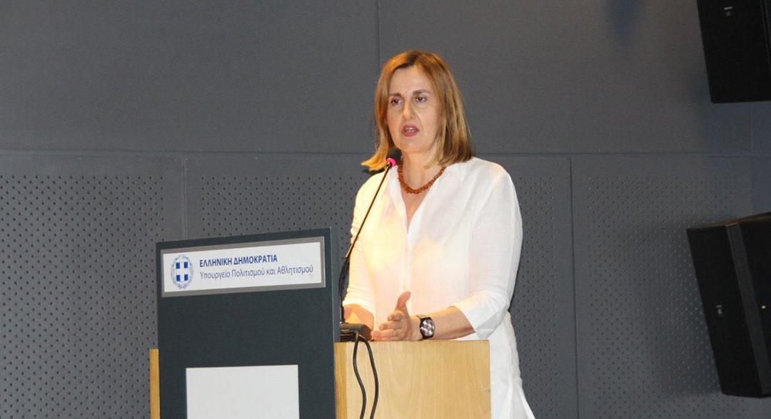Έφυγε από τη ζωή η Λιάνα Στεφανή, διευθύντρια του Αρχαιολογικού Μουσείου Θεσσαλονίκης