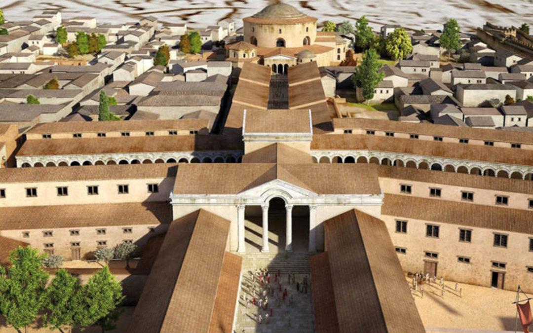 Εικονική περιήγηση της αρχαίας Θεσσαλονίκης αποκαλύπτει το λαμπρό παρελθόν της πόλης (βίντεο)