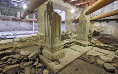 Όχι πολιτών στην απόσπαση των αρχαιοτήτων της Οδού Βενιζέλου