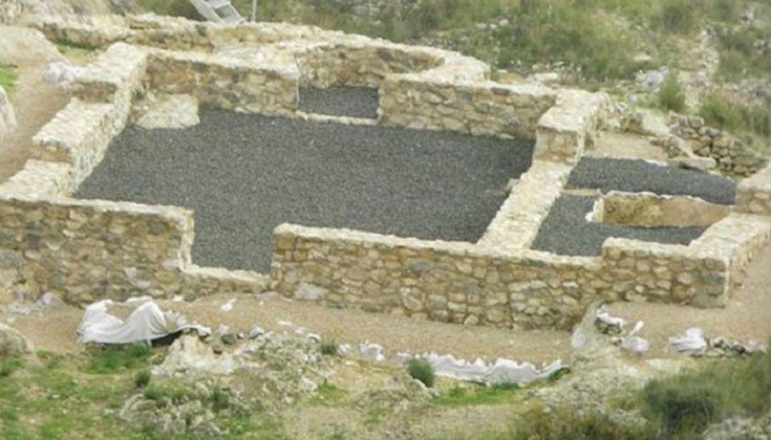 Η πρώτη βυζαντινή μονή ανακαλύφθηκε στην Ισπανία