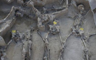 Δεσμώτες Φαλήρου: Μεγάλη φθορά στη νεκρόπολη αναφέρει η υπουργός Πολιτισμού