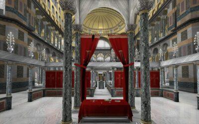 Επιστολή προς τον Οικουμενικό Πατριάρχη από το Ι.Μ.Ε. για την Αγία Σοφία