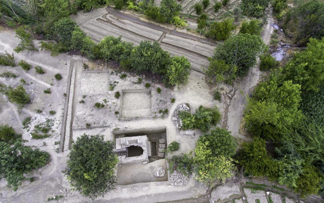 Ταφές των ιστορικών χρόνων βρέθηκαν στη Λαοδίκεια της Μικράς Ασίας