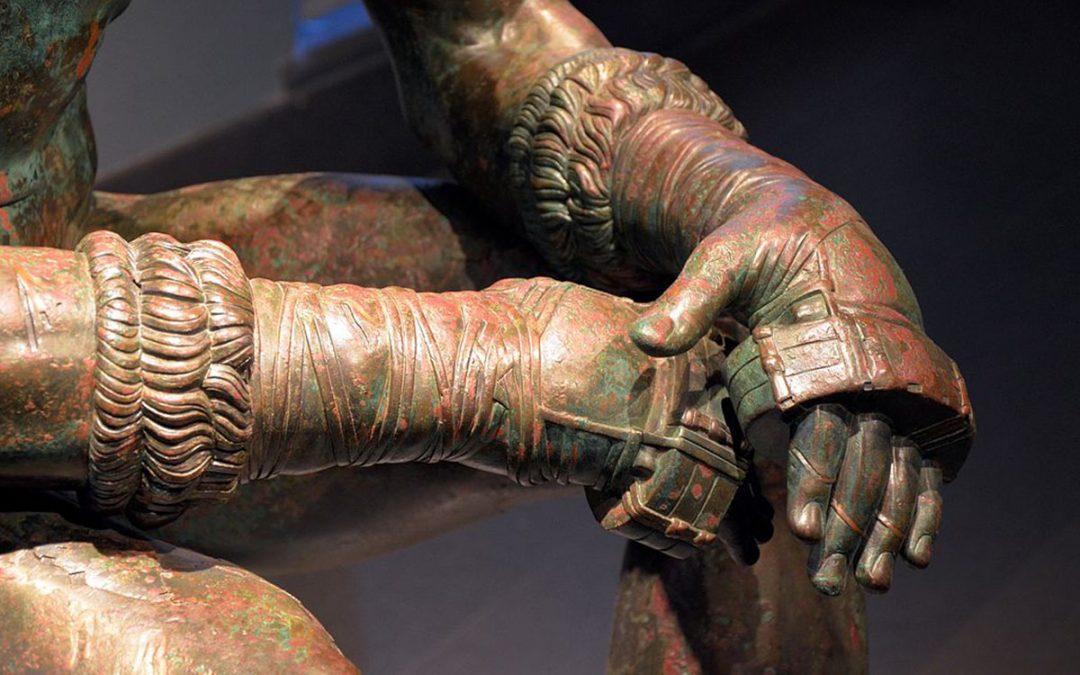Το γλυπτό του αρχαίου Έλληνα πυγμάχου στοιχειώνει ακόμα τους θεατές
