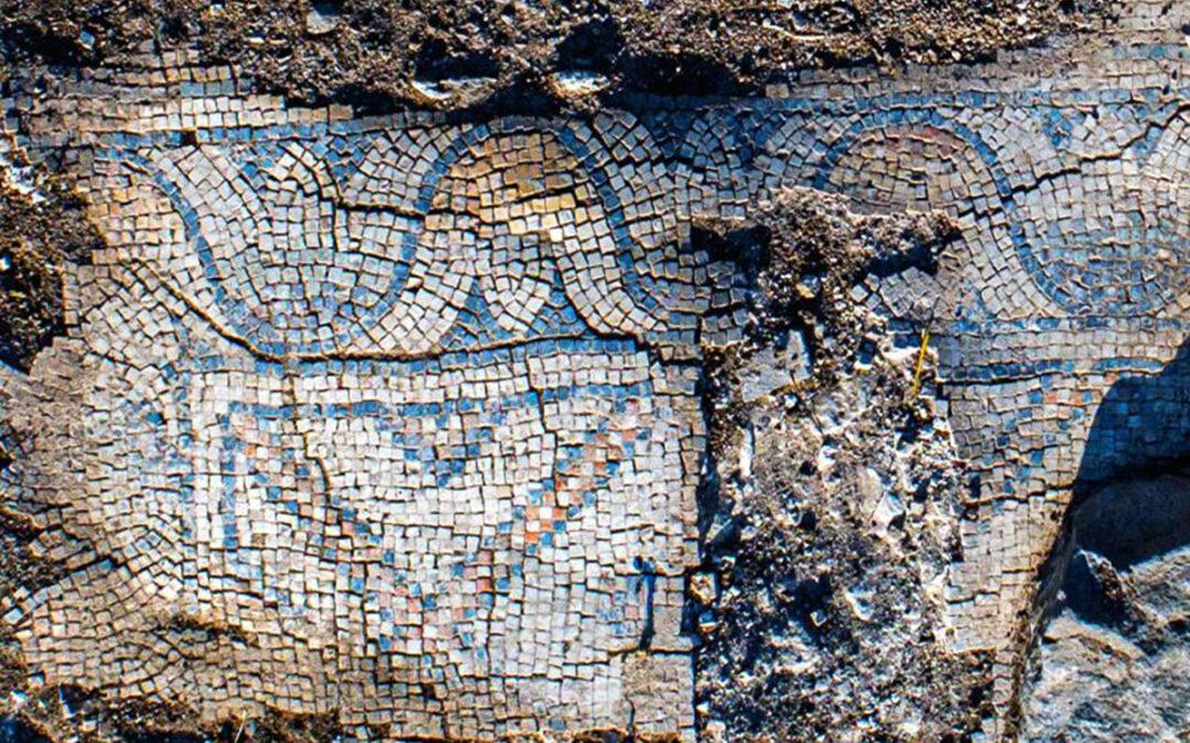Βυζαντινή εκκλησία του 6ου αιώνα ανακαλύφθηκε στο όρος Θαβώρ του Ισραήλ