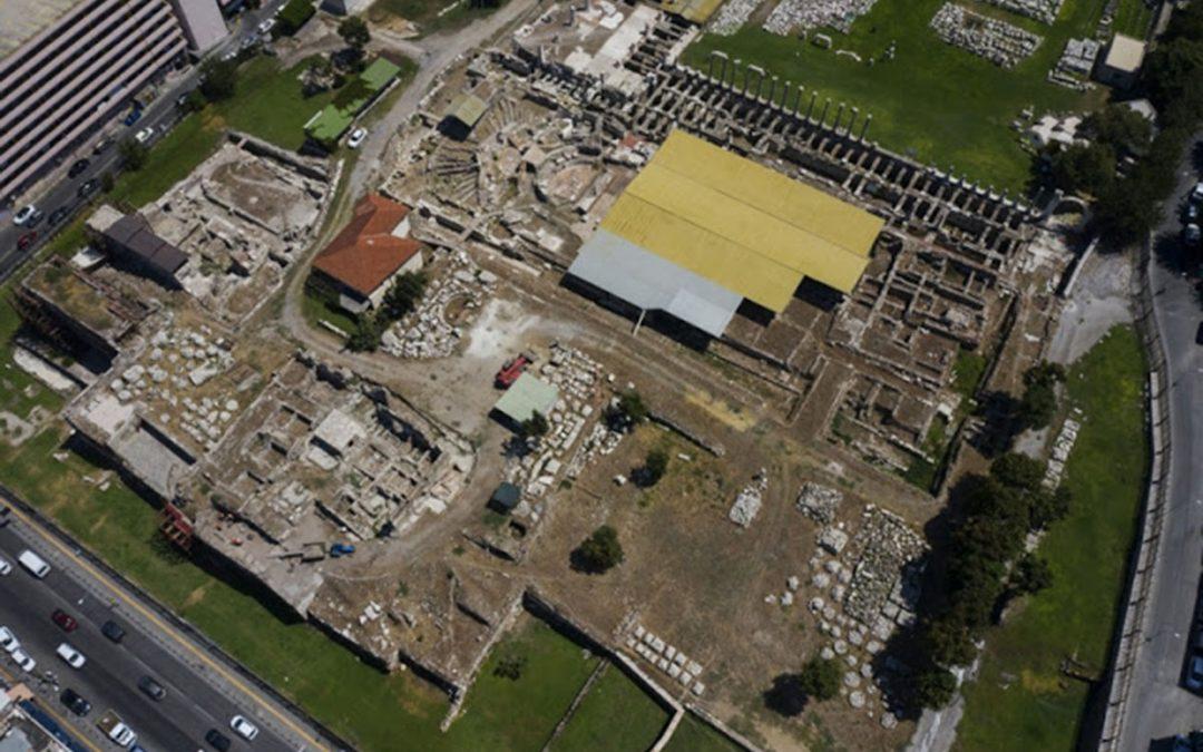 Νέες ανακαλύψεις στην αρχαία Σμύρνη