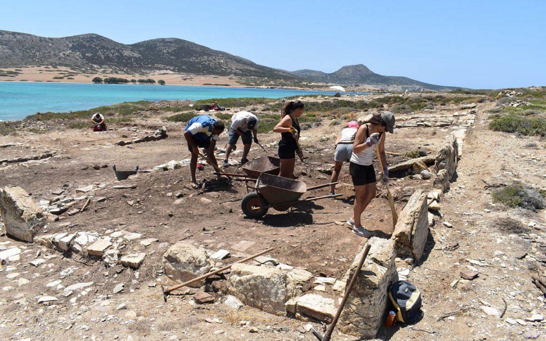 Δεσποτικό και Τσιμηντήρι: Αποτελέσματα της ανασκαφής 2020
