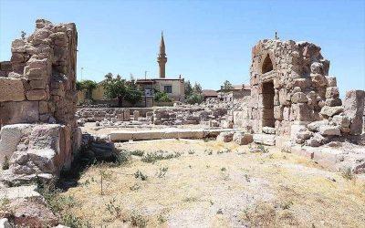 Ανακάλυψη εκκλησίας 1600 ετών στα Τύανα της Μικράς Ασίας