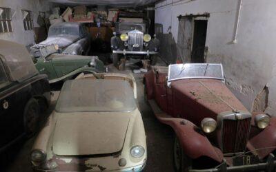 Ανακοίνωση του Συλλόγου Φίλων Κτήματος Τατοΐου σχετικά με τα Βασιλικά Αυτοκίνητα