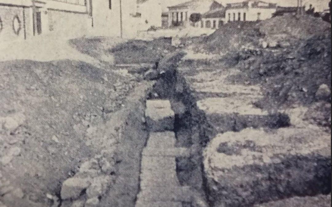 Αρχαιότητες πλατείας Υπαπαντής Καλαμάτας: η ορθή διαχείρισή τους ως σημαντικό ζήτημα πολιτισμού