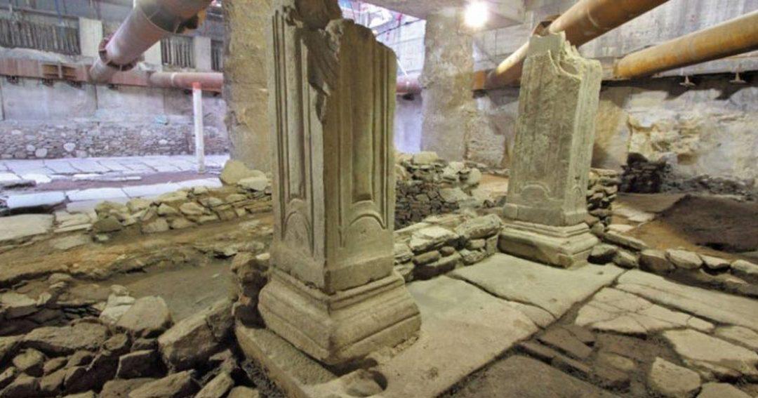 Σωματεία του ΥΠΠΟΑ ζητούν την ακύρωση της Υπουργικής Απόφασης ανακατασκευής του σταθμού Βενιζέλου με απόσπαση και επανατοποθέτηση των αρχαιοτήτων