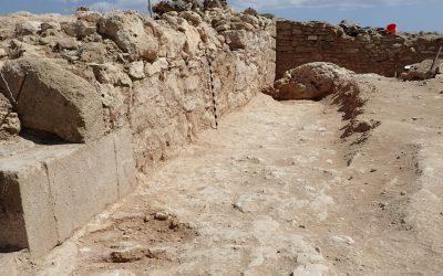 Πρόγραμμα ανασκαφών και επισκοπήσεων στον Άγιο Σωζόμενο Κύπρου