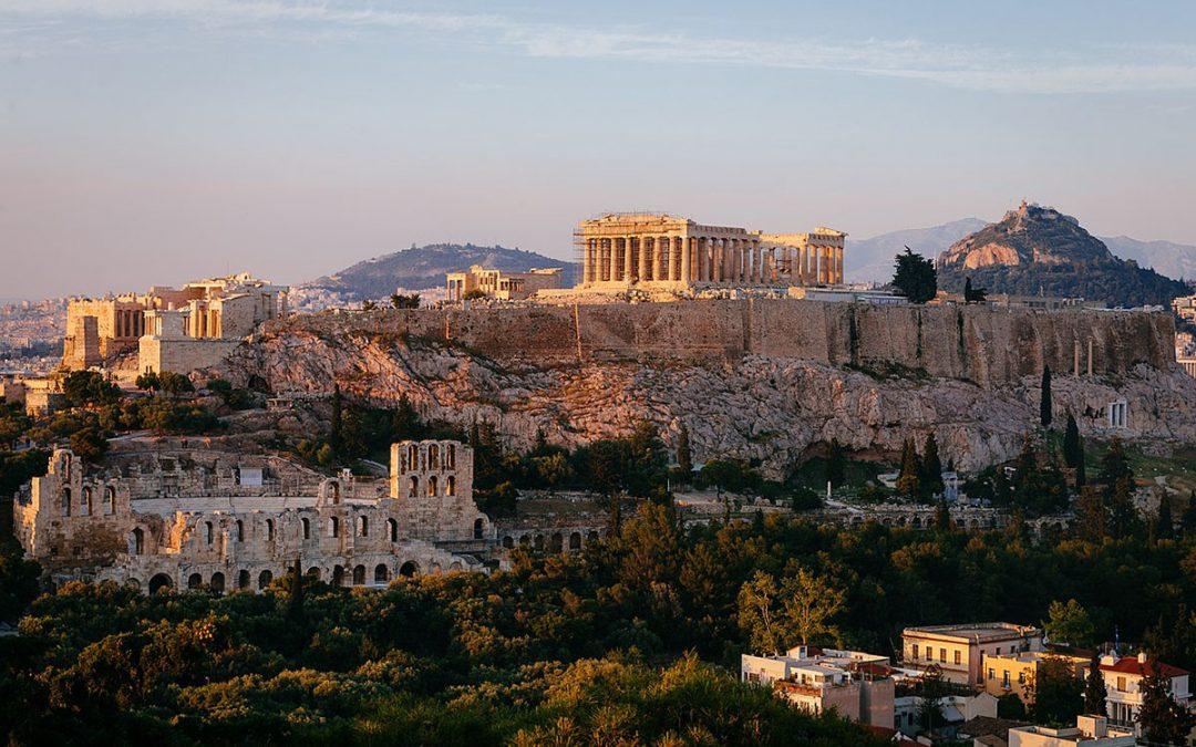 Μελέτη τρωτότητας και ασφάλειας των μνημείων της Ακρόπολης και της ευρύτερης περιοχής της