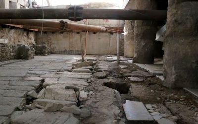 Συνέντευξη τύπου για τις αρχαιότητες στο μετρό Θεσσαλονίκης από τους φορείς που προσέφυγαν στο ΣτΕ