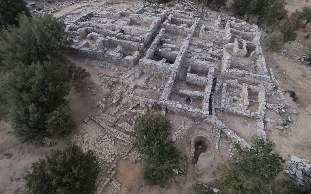 Αποκάλυψη σημαντικού ιερού στη Ζώμινθο, το παλάτι μιας υψηλής κοινωνίας στον Ψηλορείτη