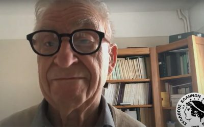 O Jean-Pierre Sodini για τις αρχαιότητες στον Σταθμό Βενιζέλου