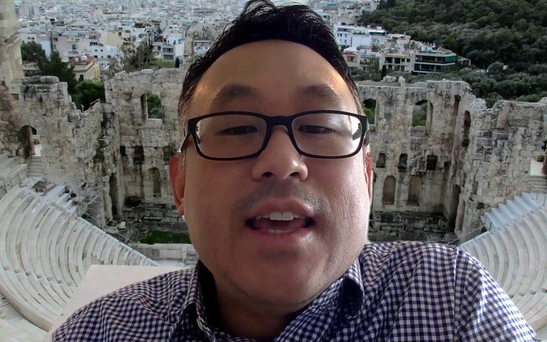 Ο Young Richard Kim για τις αρχαιότητες στον Σταθμό Βενιζέλου