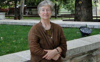 Η Ζεϊνέπ Αχούνμπαϊ τάσσεται υπέρ της κατά χώραν διατήρησης των αρχαίων Θεσσαλονίκης