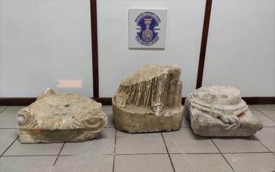 Συνελήφθη αρχαιοκάπηλος, ο οποίος θα πωλούσε αρχαιότητες από αρχαίο ναυάγιο