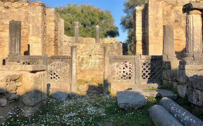 Αποκαθίσταται το Εργαστήριο του Φειδία – Παλαιοχριστιανική Βασιλική Ολυμπίας