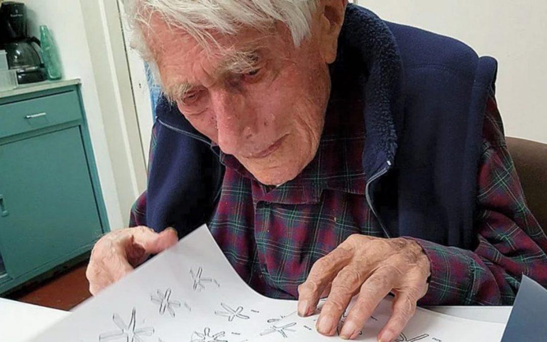 Martin Sinclair Frankland Hood (1917 – 2021)