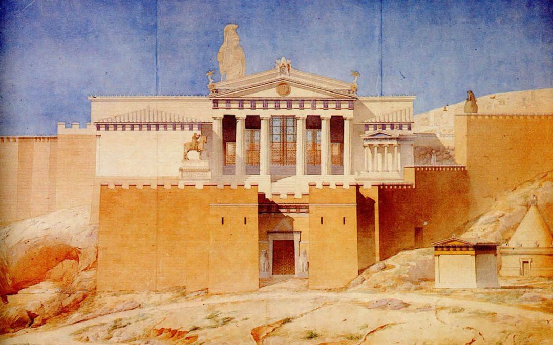 Αποκαθίσταται η δυτική πρόσβαση της Ακρόπολης
