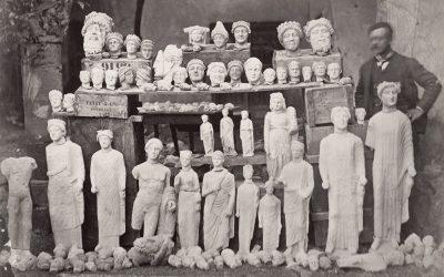 Αρχαιολογική και γεωφυσική επισκόπηση αποκαλύπτει τη θέση του Ιερού του Απόλλωνα στη θέση Πέρα Ορεινής-Φράγκισσα