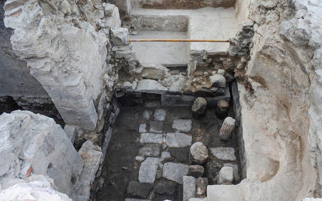 Κάτω Κάστρο Μυτιλήνης: Νέα αρχαιολογικά στοιχεία