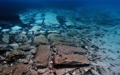 Υποβρύχια έρευνα στον αρχαίο Ολούντα